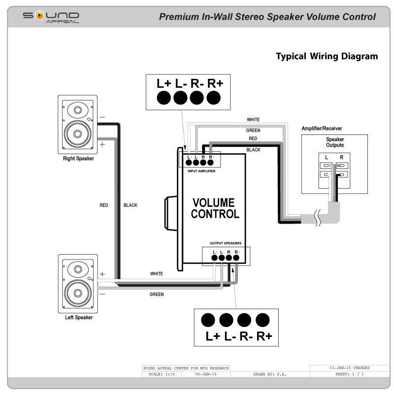 Astonishing Volume Control Wiring Data Wiring Diagrams Wiring Digital Resources Indicompassionincorg