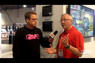 DSE 2016: Gary Kayye Gets a Preview of the VISIX DSE Offerings from Sean Matthews