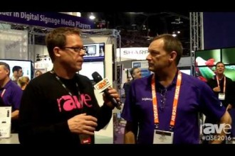 DSE 2016: Jeff Hastings CEO of BrightSign Tells Gary Kayye About New Products and Solutions