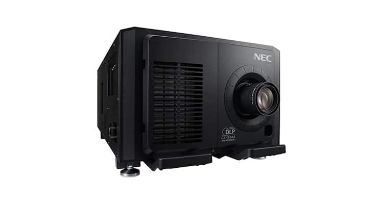 NEC Display NC2402ML RB Laser Projector