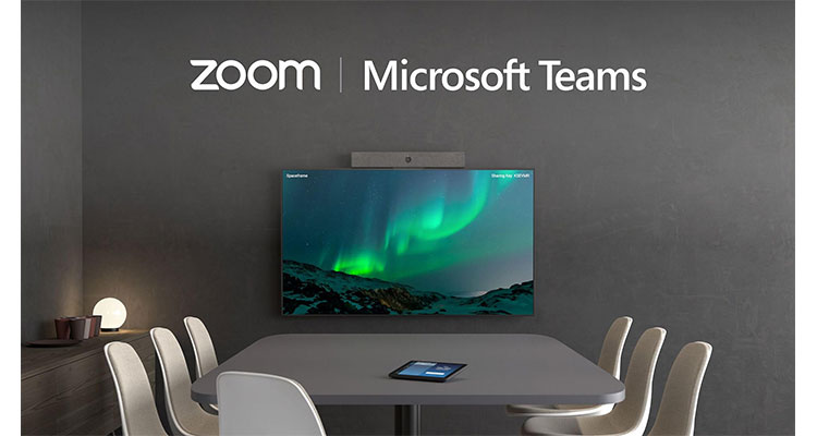 Soon Zoom and Microsoft Teams Will Be Natively Interoperable