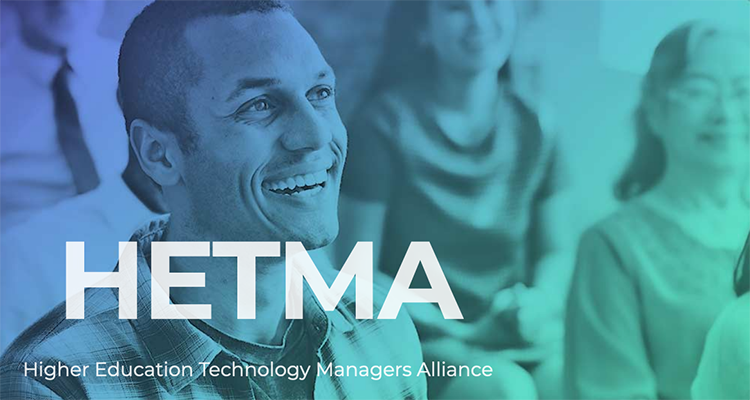 HETMA Higher Education Technology Managers Alliance