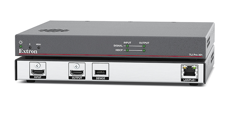 extron TLI Pro 201 TouchLink Interface 0220