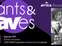 Rants and rAVes — Episode 993: A Video Interview With the 2020 AVIXA Foundation Scholarship Recipients