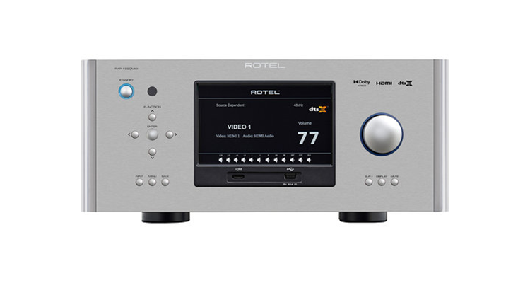rotel home theater receivers