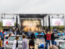 Meyer Sound Meets Billy Strings at the Drive-In with LEOPARD System Provided by DBS Audio Systems