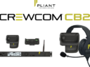 Pliant Technologies Announces CrewCom CB2 Wireless Intercom System