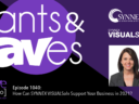 Rants & rAVes — Episode 1040: How Can SYNNEX VISUALSolv Support Your Business in 2021?