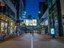 Pearl Media Lights Up Downtown Nashville's Fifth + Broadway Revitalization Project
